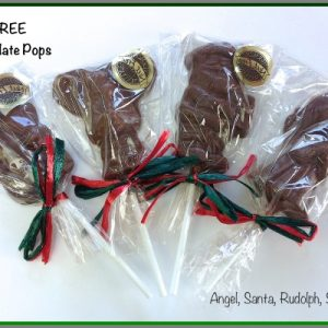 Nut Free Christmas Chocolates